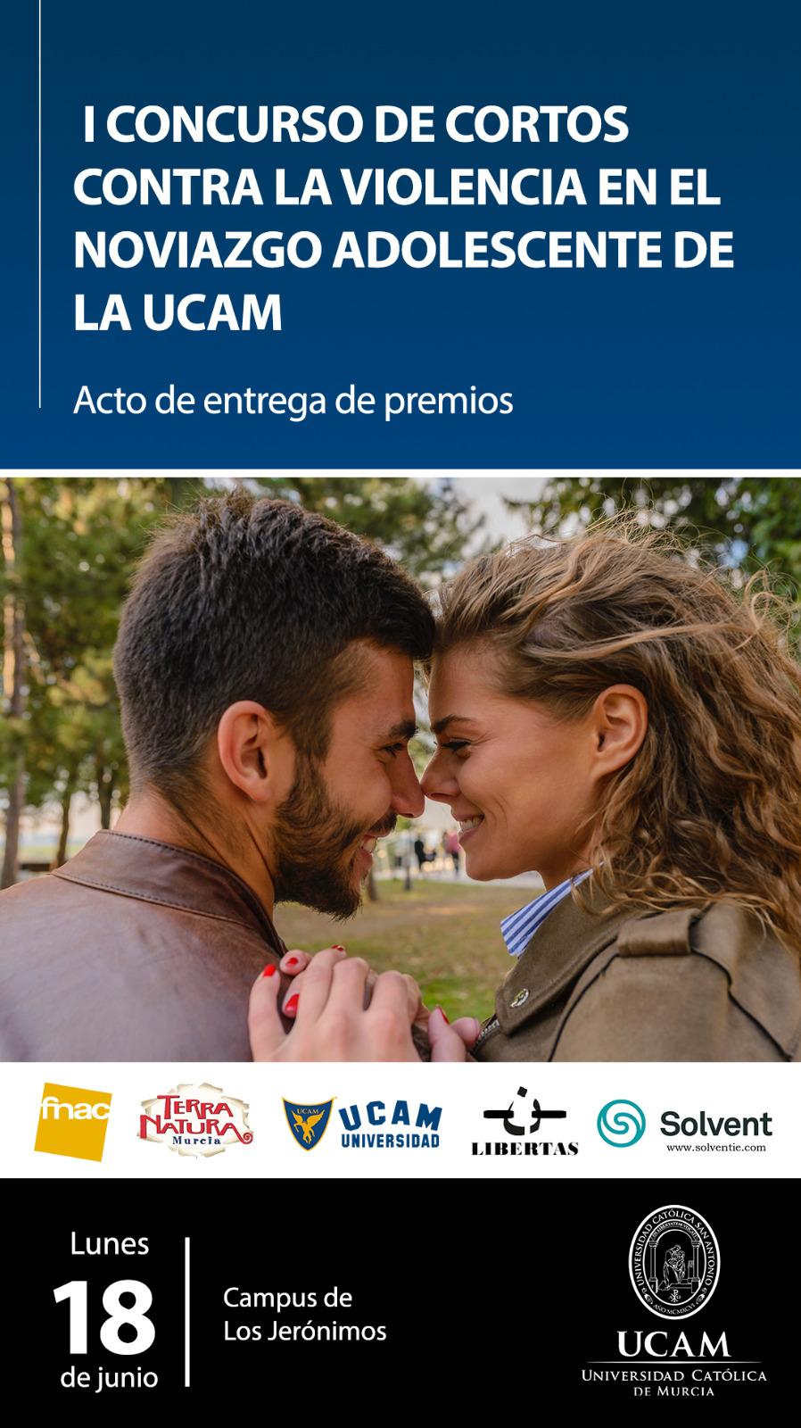 Concurso de cortometrajes sobre violencias en las parejas de adolescentes