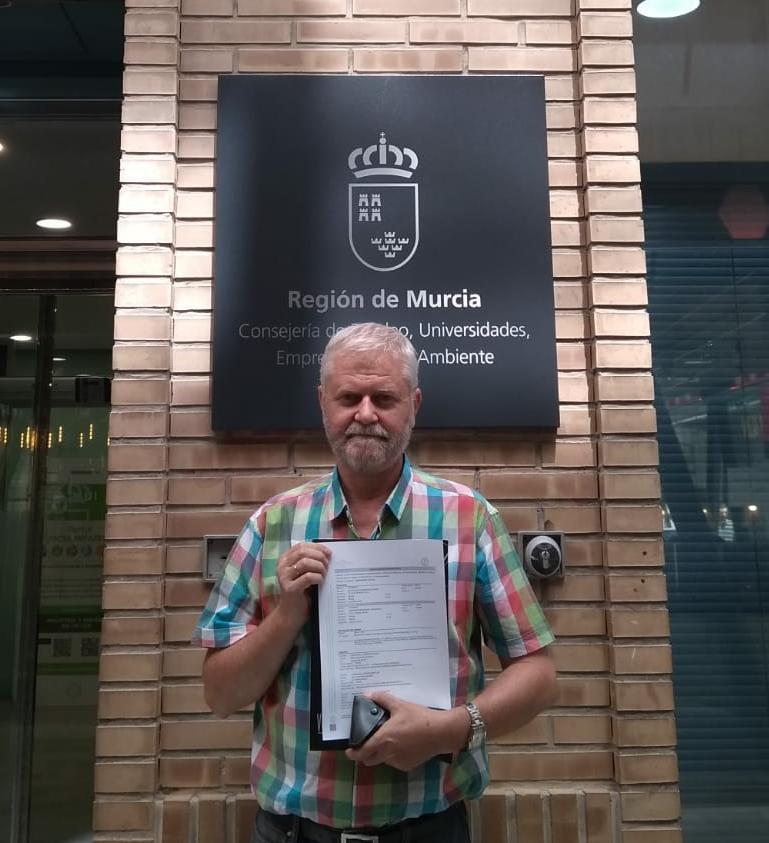 La asociación Libertas presenta alegaciones al proyecto de creación del Observatorio ideológico LGTB en la Región de Murcia