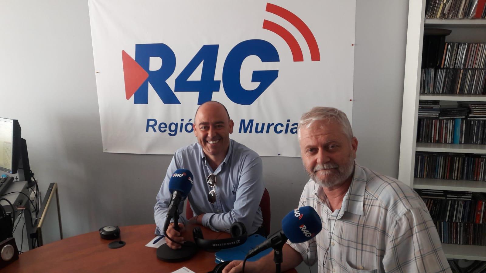 Radio 4G. Con invitado especial: Alfonso Galdón Presidente del Foro de la Familia