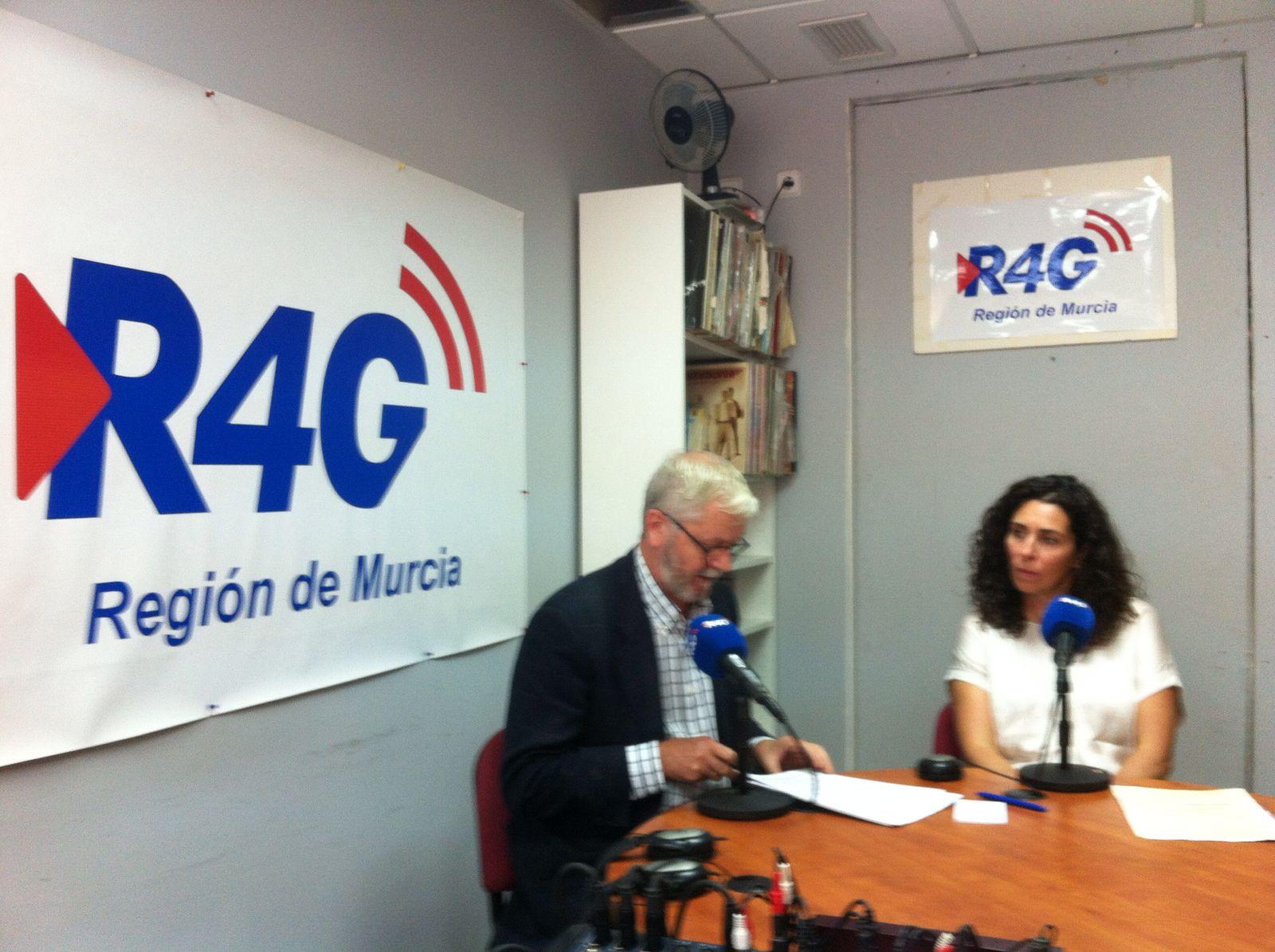 Radio 4G. Ley de transparencia y la participación ciudadana