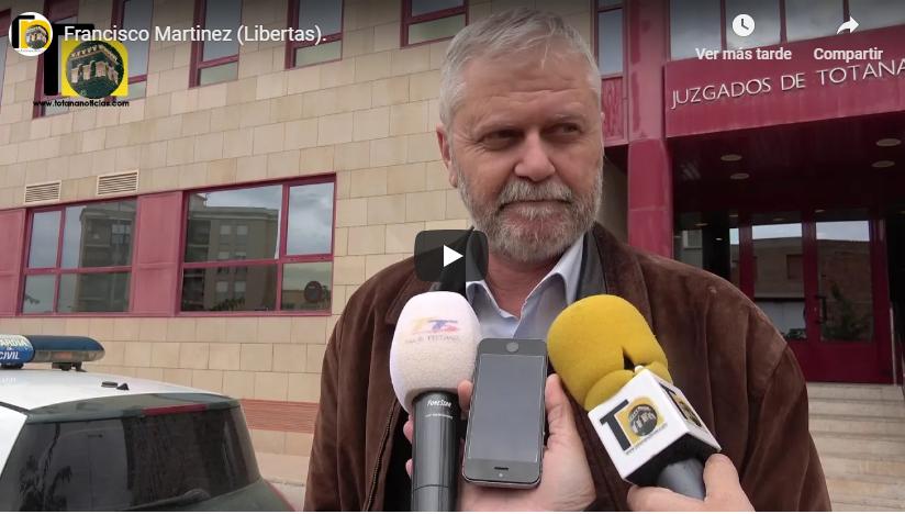 La Asociación Libertas le lanza el guante al ayuntamiento de Totana