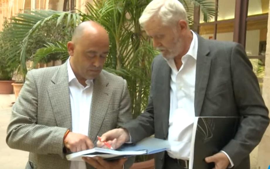 25/07/2019 VOX se ha reunido con el Foro Español de Política Familiar