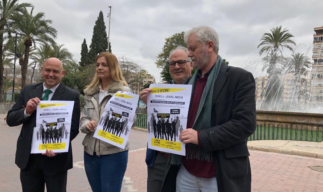 Padres y asociaciones afines al 'pin parental' se manifestarán el próximo sábado 29 de febrero